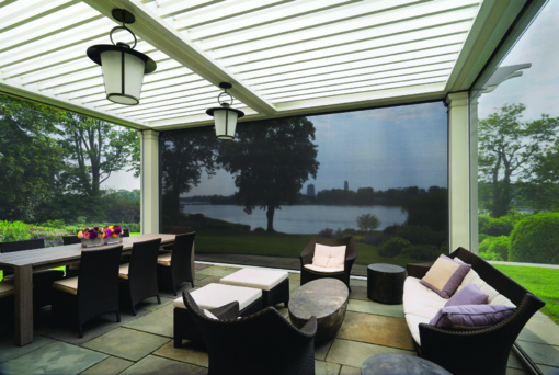 Lauko terasos– nepakartojama namų erdvė bet kokiu oru!