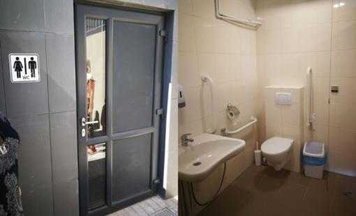 Kaišiadorių miesto centre pradėjo veikti naujas viešasis tualetas