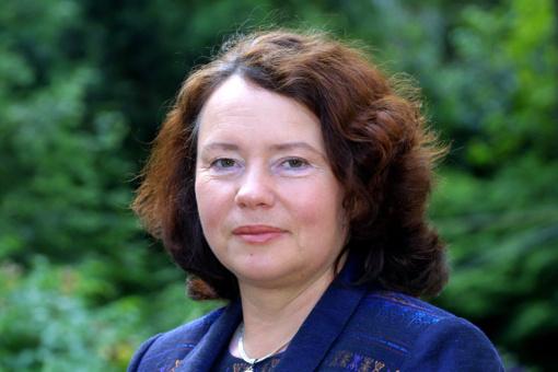Mirė A. Čekuolio žmona