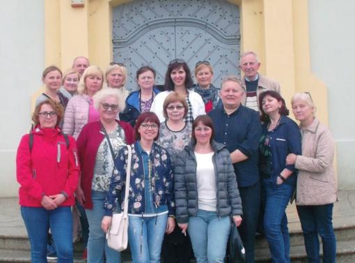Mokytojų išvyka į Lenkiją