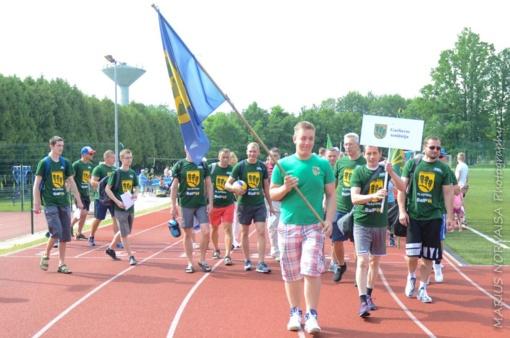 Kauno rajono seniūnijų sporto žaidynėse pirmieji buvo garliaviečiai