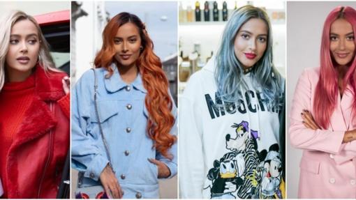 Kuri plaukų spalva K. Meschino tinka labiausiai?