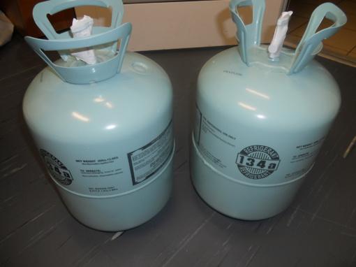 """Prasidėjo freono kontrabandos """"sezonas"""" – muitininkai sulaikė jau apie 1 200 dujų talpyklų"""