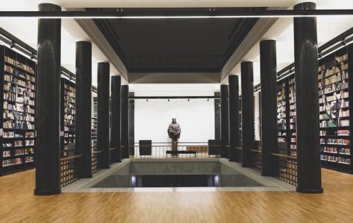 Menininkė J. Vaitkutė pristato instaliaciją Lietuvos ateities miestui