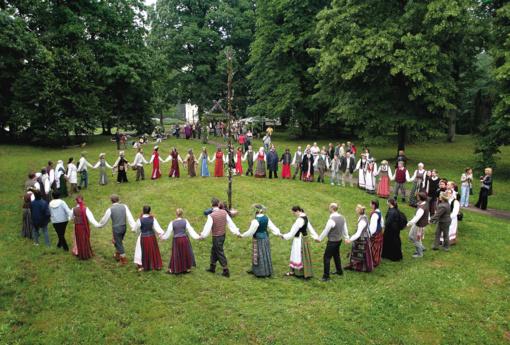 Vilnius kviečia į jubiliejinę Rasos šventę Verkių parke