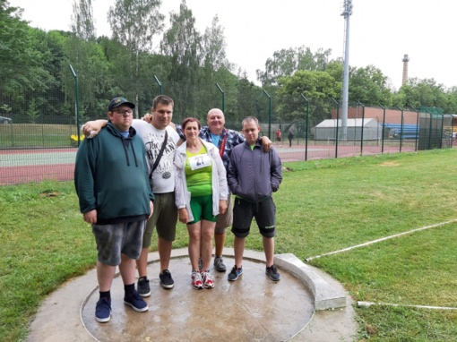 Panevėžys didžiuojasi neįgaliųjų sportininkų laimėjimais