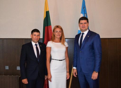 Švenčionių rajone suformuota savivaldybės administracijos komanda