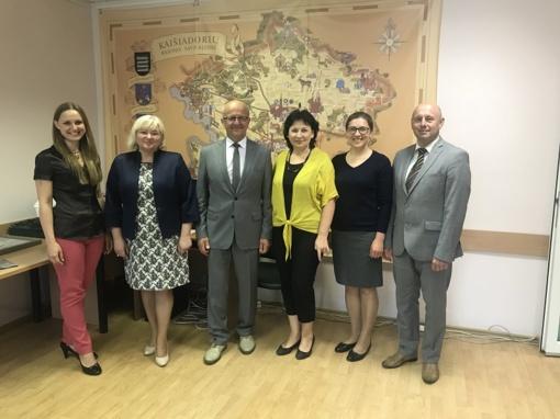 Domėtasi Kaišiadorių turizmo ir verslo informacijos centro veikla