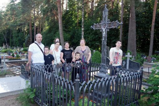 Baranauskų prigimtis vilioja į Lietuvą