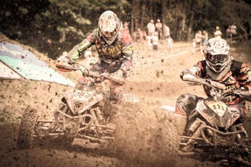 Domantą Jazdauską artėjančiame motokroso čempionato etape tenkina tik pergalė