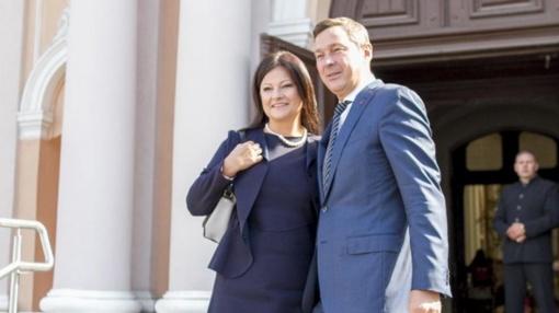 Byra A. ir A. Zuokų santuoka: skyrybas inicijavo žmona