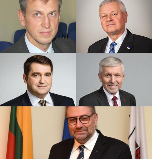 Politikų turto deklaracijos: kuris Panevėžio apskrities meras turtingiausias?