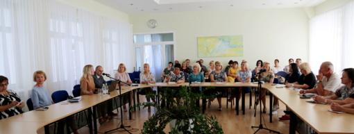 Širvintų savivaldybėje vyko specialiųjų tyrimų tarnybos seminaras