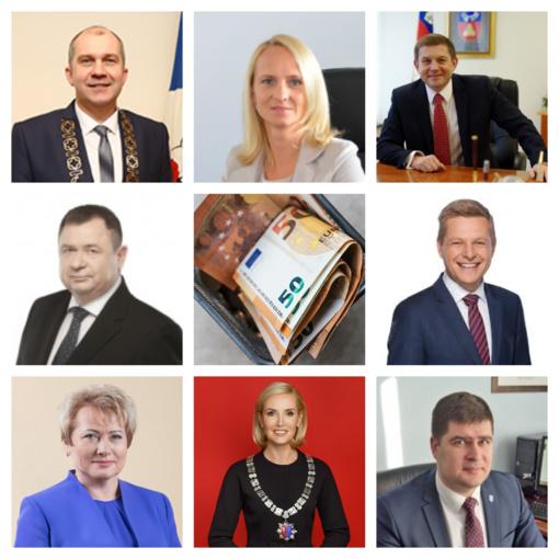 Politikų turto deklaracijos: kuris Vilniaus apskrities meras turtingiausias?