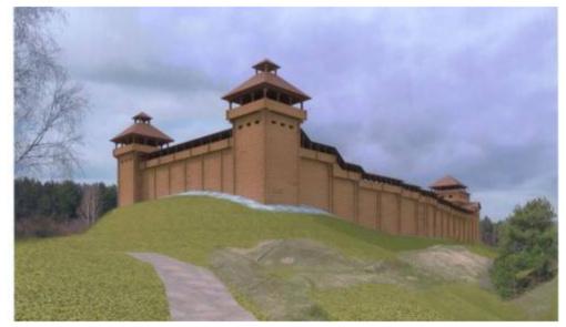 Pilį ant Šeimyniškėlių piliakalnio pastatys gal jau šį šimtmetį