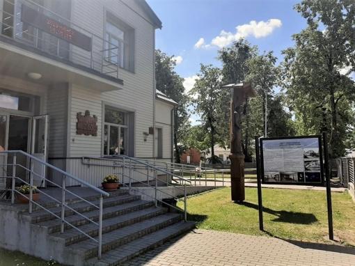 Kultūros paveldo, kitų lankytinų vietų kryptis Prienų rajone nurodo nauji ženklai