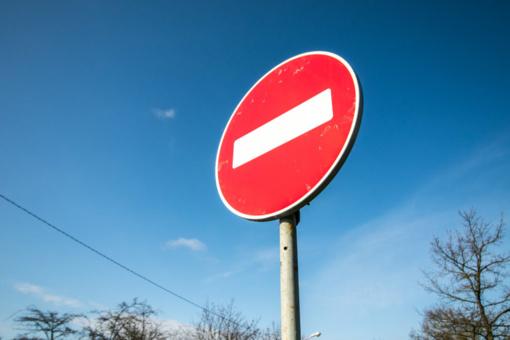 Vairuotojai nepatogumą patirs dar vienoje Kauno vietoje – bus ribojamas eismas