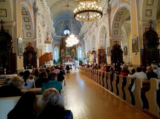 Prasidedančios muzikinės bažnyčių naktys kvies paklausyti pakylėsiančios iki dangaus muzikos
