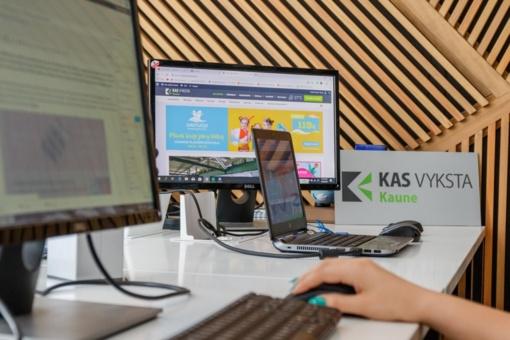 """Kibernetiniai išpuoliai nesiliauja: dalinai įsilaužta į portalą """"Kas vyksta Kaune"""""""