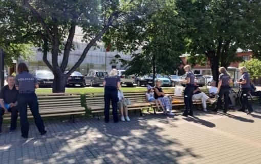 Klaipėdoje ir Plungėje bendruomenės pareigūnai pataria, kaip saugoti namus