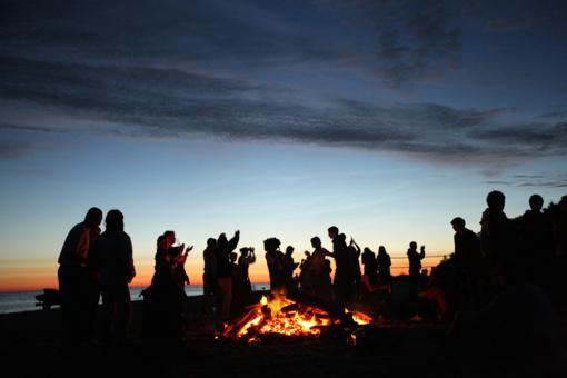Birželio karščiai vasarotojų Lietuvoje nesulaikė: tūkstančiai pasirinko kupoliauti svetur