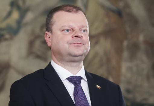 Opozicinių partijų lyderiai įvertino S. Skvernelio taikos paieškas: valdančiųjų ir opozicijos santykiai nesikeis