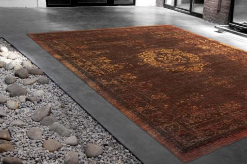 Šių metų tendencija – plono audinio kilimai