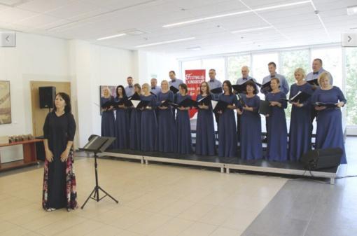 Kuršėnuose vykęs festivalis-konkursas– vasaros muzikos šventė