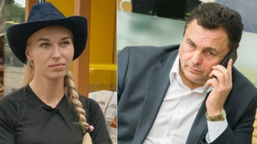 P. Gražulis ir B. Navickaitė nebesipyksta: padėjo rūpinimasis dukra