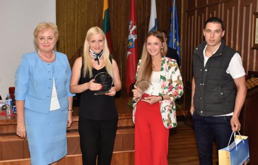 Apdovanoti Birštono kulinarinio konkurso 1–3 vietų nugalėtojai