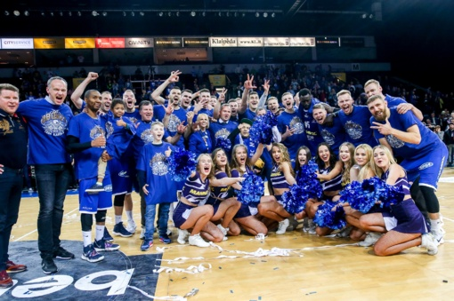 FIBA Čempionų lygoje jėgas išmėgins du Lietuvos klubai