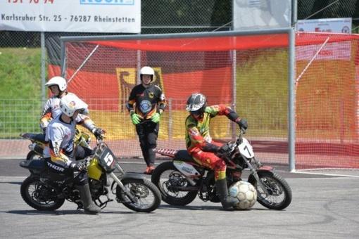 Lietuvos jaunimo motobolo rinktinė iškovojo Europos čempionato bronzą
