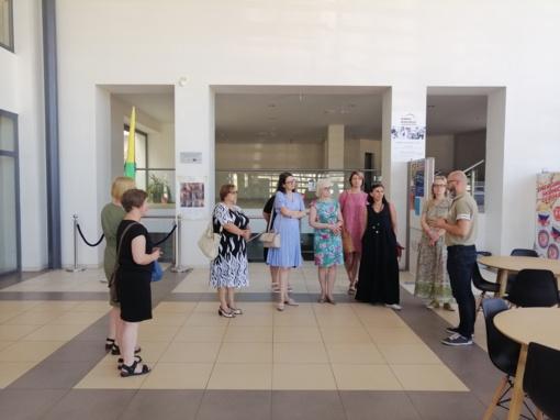 Vilniaus apskrities regioninės kultūros tarybos posėdis Elektrėnuose