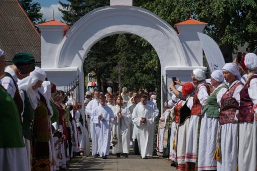 Lietuva dėkoja už dar vieną palaimintąjį