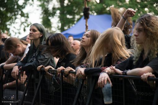 Startavo jubiliejinis, senųjų tradicijų bei sunkiosios muzikos festivalis - KILKIM ŽAIBU!