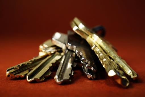 Biržietė konteineryje pametė raktus
