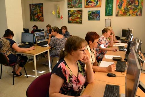 Skaitmeninio raštingumo įgūdžiai palengvina gyvenimo kasdienybę