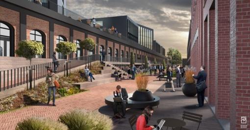 Architektai ir urbanistai ieškos geriausios idėjos Vilniaus geležinkelio stoties teritorijos pertvarkai