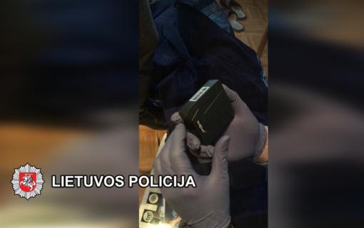 Klaipėdoje baigtas narkotikų kontrabandos iš Ispanijos tyrimas