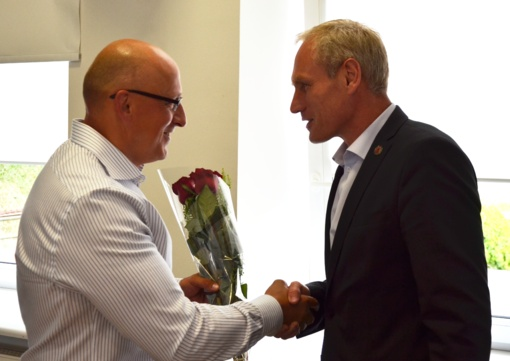 Išrinktas Telšių rajono savivaldybės administracijos direktoriaus pavaduotojas