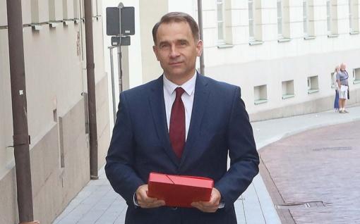R. Masiulis: galimybė likti ministru nėra didelė