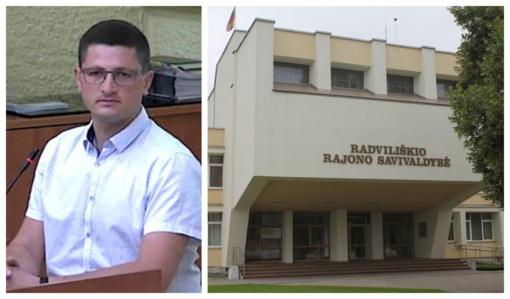 Savivaldybės administracijos direktoriaus pavaduotojo postą palieka Ernestas Mončauskas