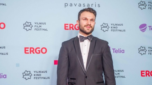 V. Baumila pasijuto it veiksmo filme: Vilniuje gaudė vagis
