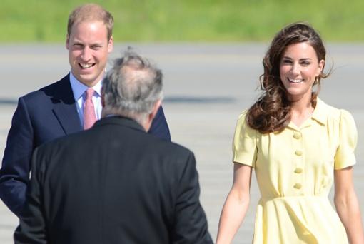 Britanijos princas Williamas su žmona vyks į Pakistaną