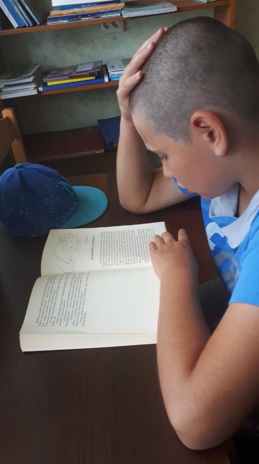 Skaitymas, kūryba ir atostogos – tai vasara su knyga!