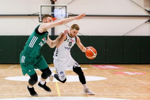 Justas Nausėdas po metų pertraukos grįžta į NKL