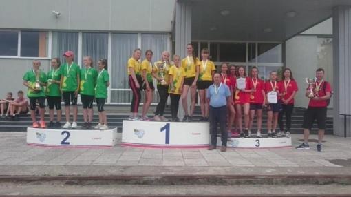 Mokyklų žaidynių sezone - 73 medalių komplektai ir Vilniaus, Alytaus bei Biržų pergalės