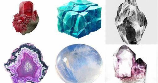 Testas: kurį magišką akmenį pasirinkote jūs?