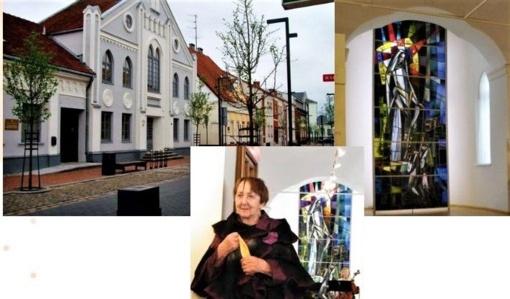 Beatričės Kleizaitės-Vasaris menų galerijai - 5-eri