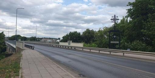 Šalia karininko A. Juozapavičiaus tilto iškils Lietuvos valstybės ir istorinė vėliavos